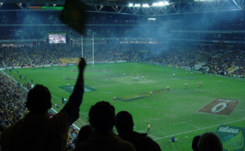 Rugby Limos Sporting Events Corporate hospitality