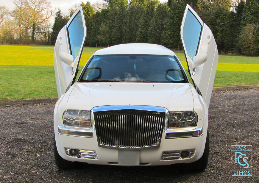 Chrysler Limousine Baby Bentley