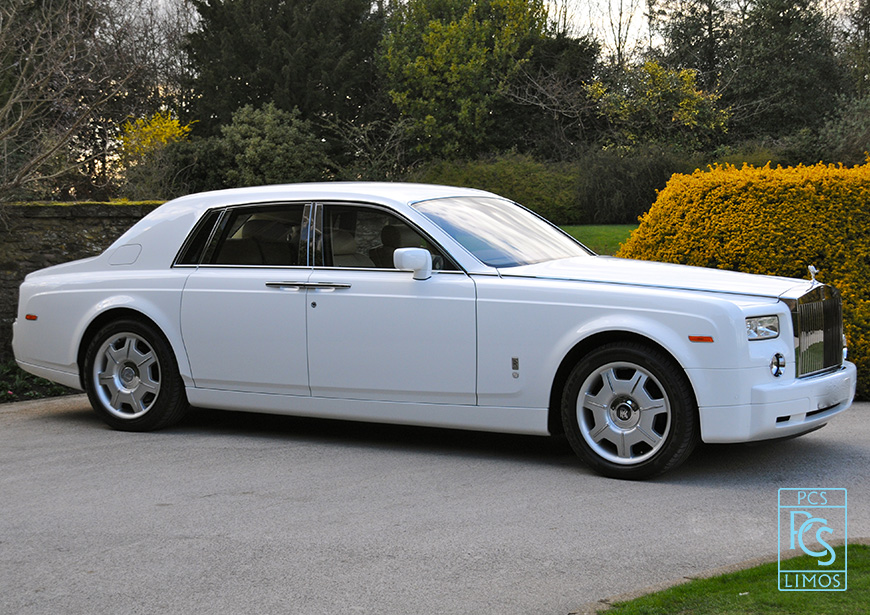 Rolls Royce White