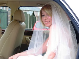 Wedding Car Hire Leamington