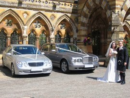 Wedding Car Hire Stratford Upon Avon