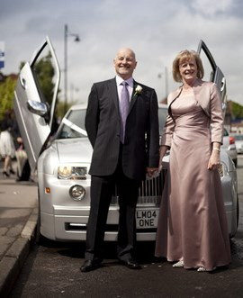 Wedding Car Hire Boldmere