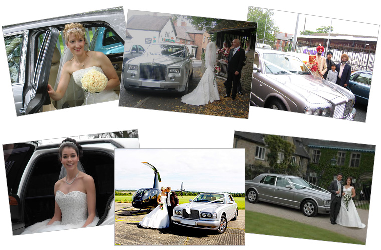 Church Weddings Car Hire